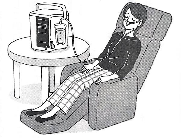 水素ガス吸入療法のやり方